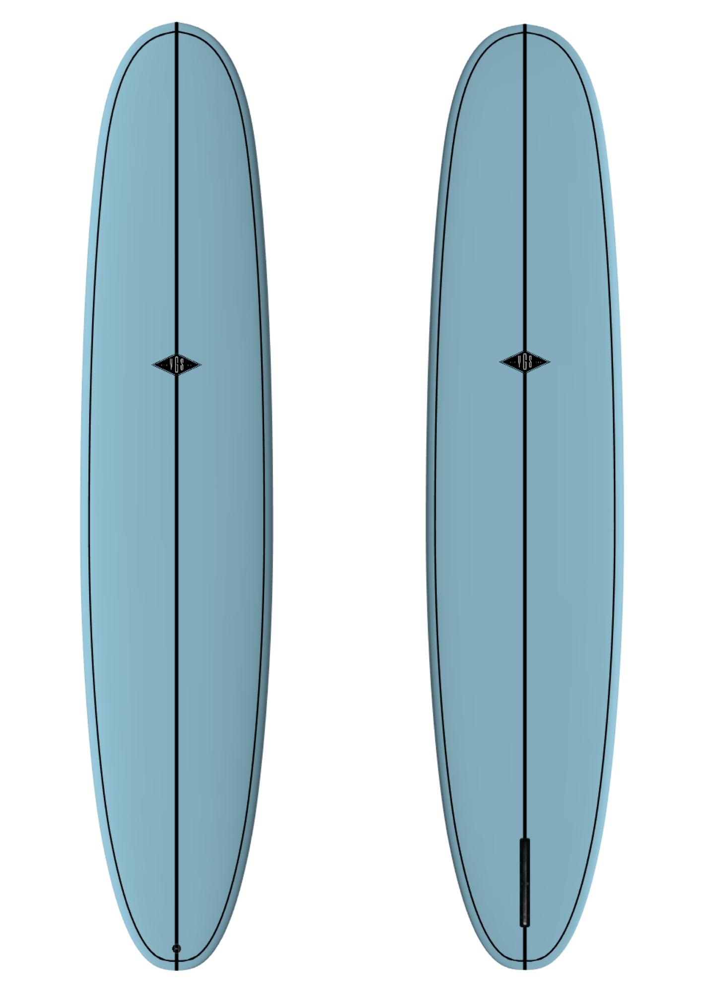 LOG Modelo Píer| Vgs Custom Boards