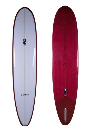 Longboard Red Carpet | Lora Surfboards