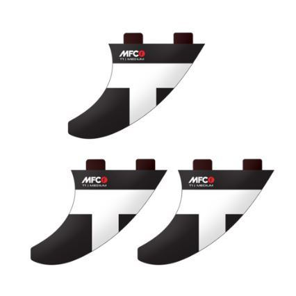 MFC FINS T1 LARGE THRUSTER TABS RTM EPOXY