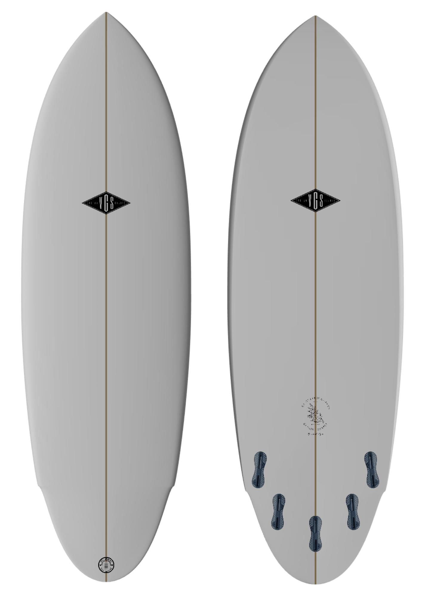 Modelo Bomb | Vgs Custom Boards