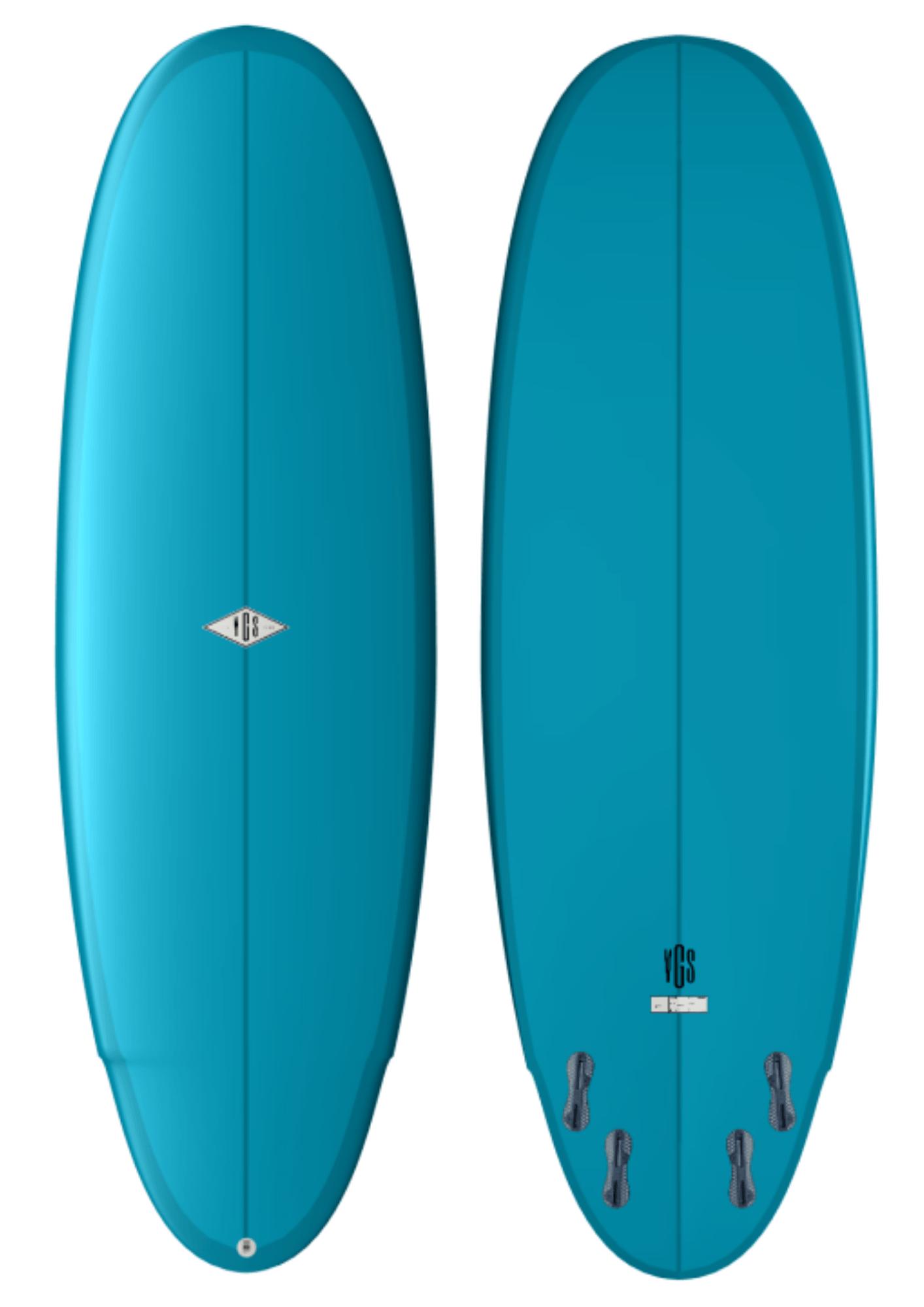 Modelo Bonete | Vgs Custom Boards