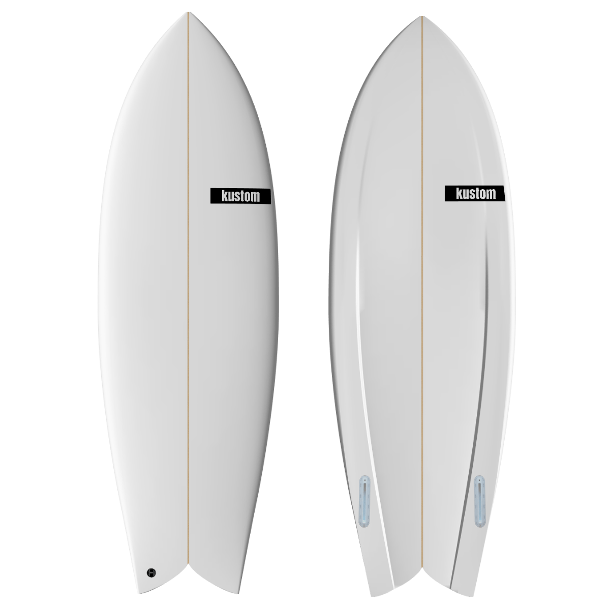 Modelo FULL FISH | Kustom Boards