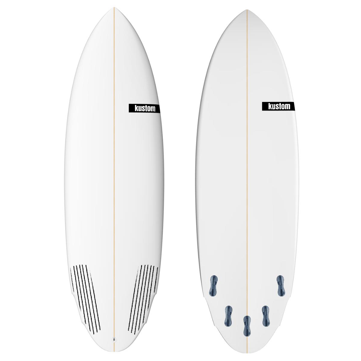 Modelo TAIL | Kustom Boards