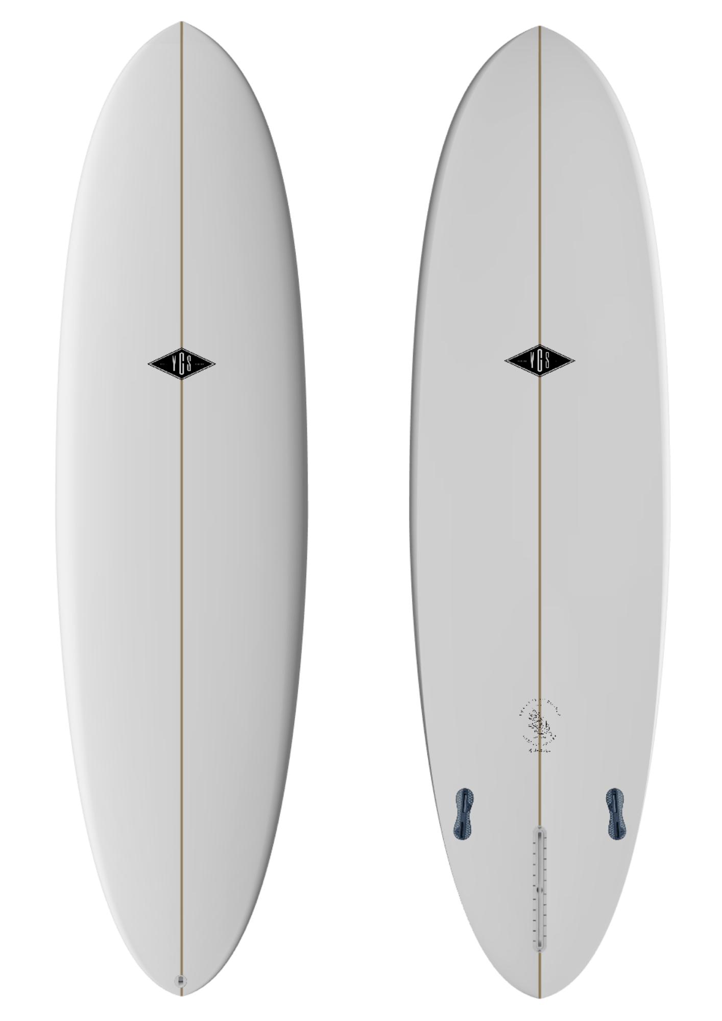 Mid Length HAMMER| Vgs Custom Boards