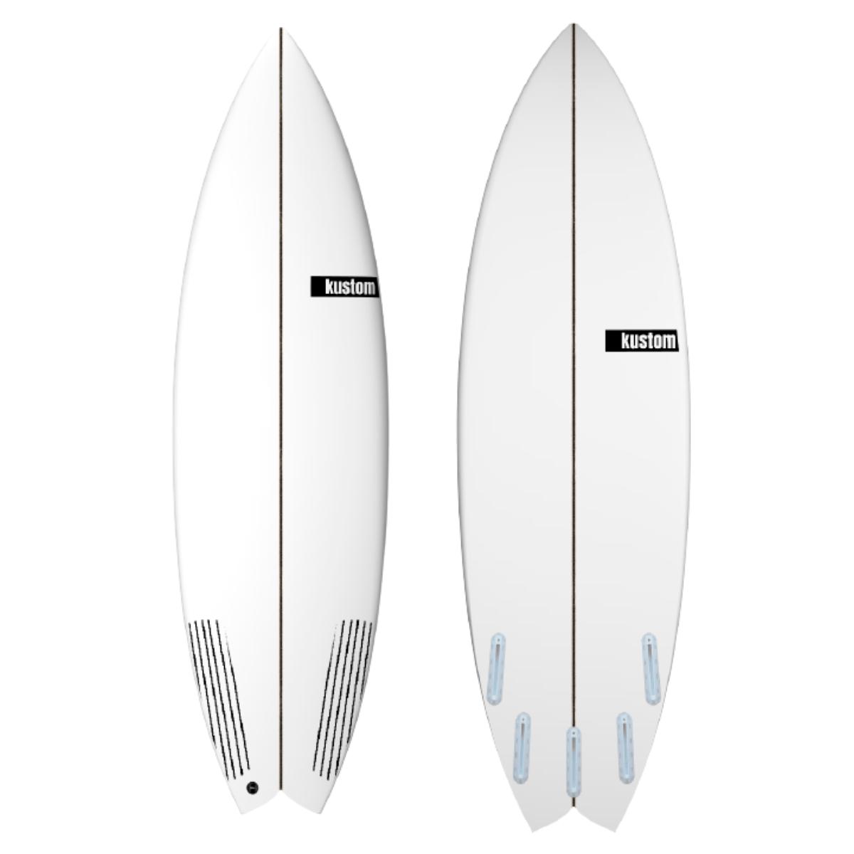 Modelo PZL | Kustom Boards
