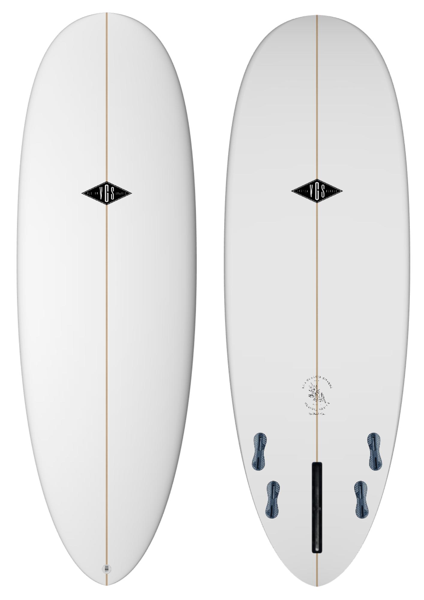 Modelo Soul| Vgs Custom Boards