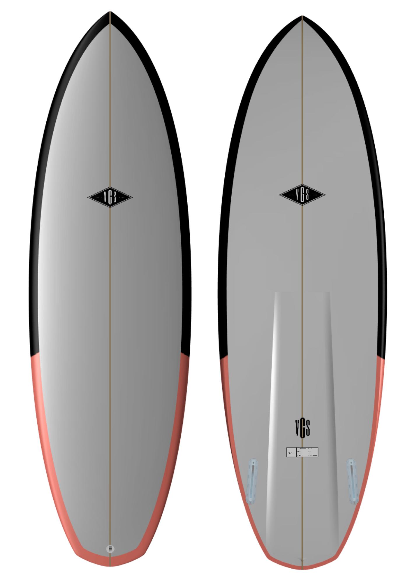 Modelo Varial | Vgs Custom Boards