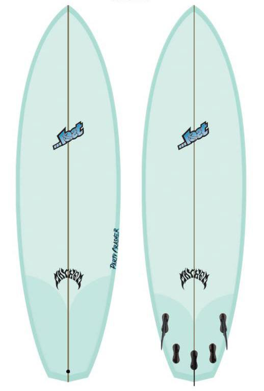 Party Crasher | Lost Surfboards