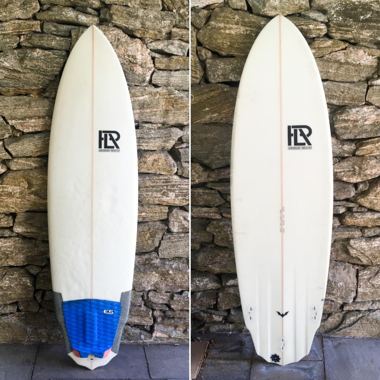 PRANCHA DE SURF FLAP BAT - EPS/EPOXI