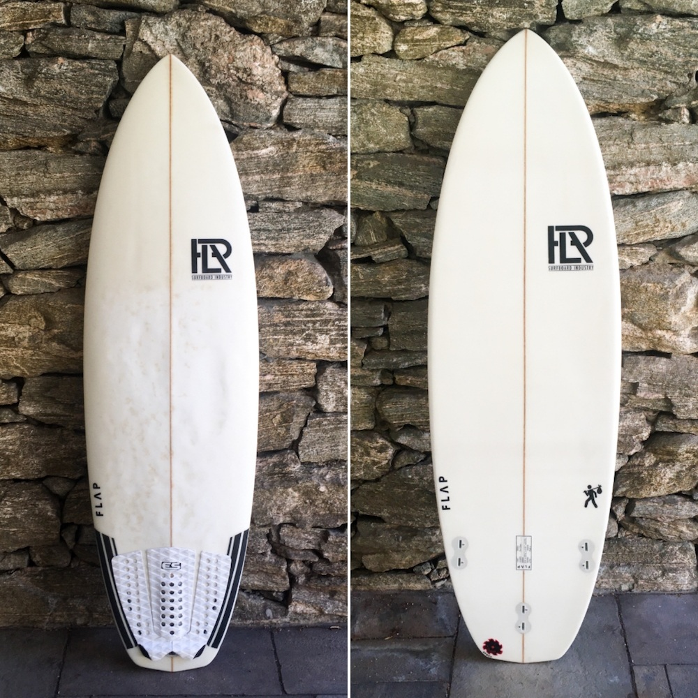 PRANCHA DE SURF FLAP DRIFTER 5'6 - EPS/EPOXI