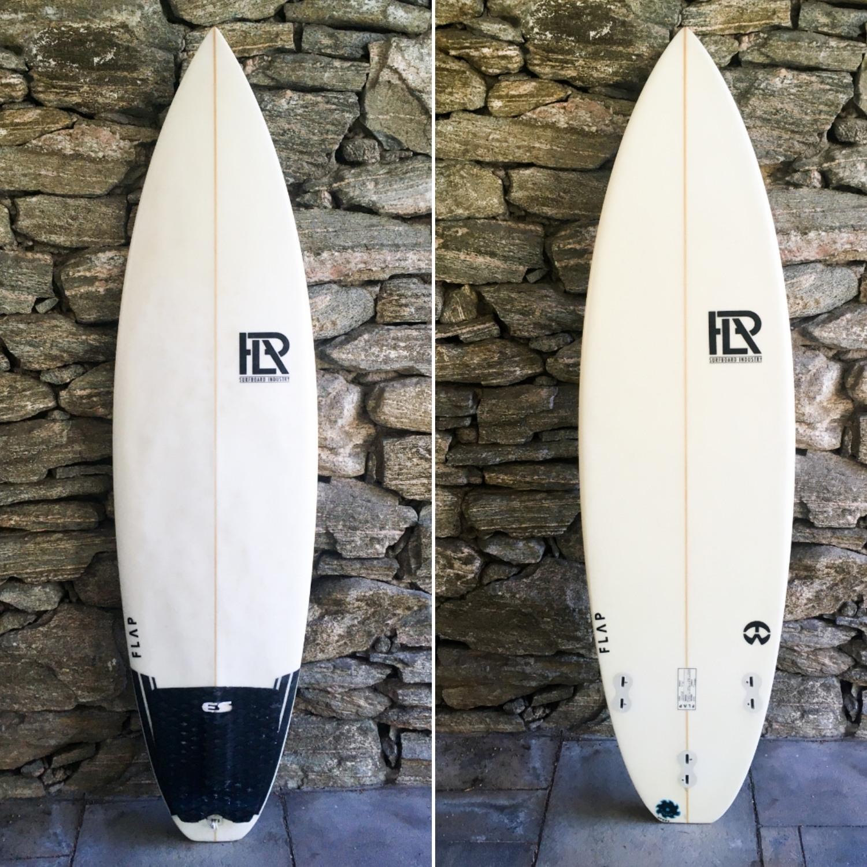 PRANCHA DE SURF FLAP TW 5'10 - EPS/EPOXI