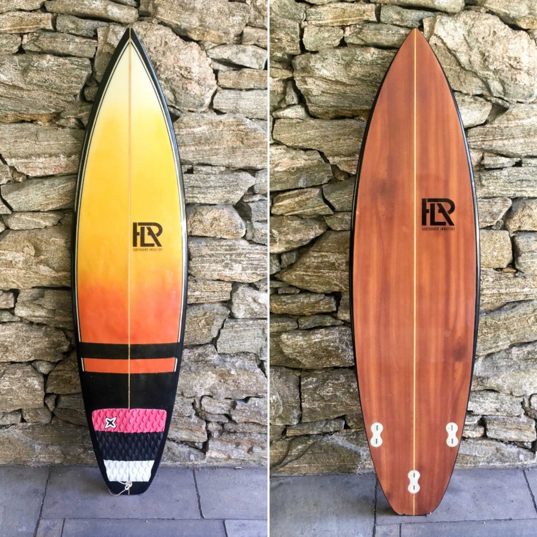 PRANCHA DE SURF FLAP TW - PU