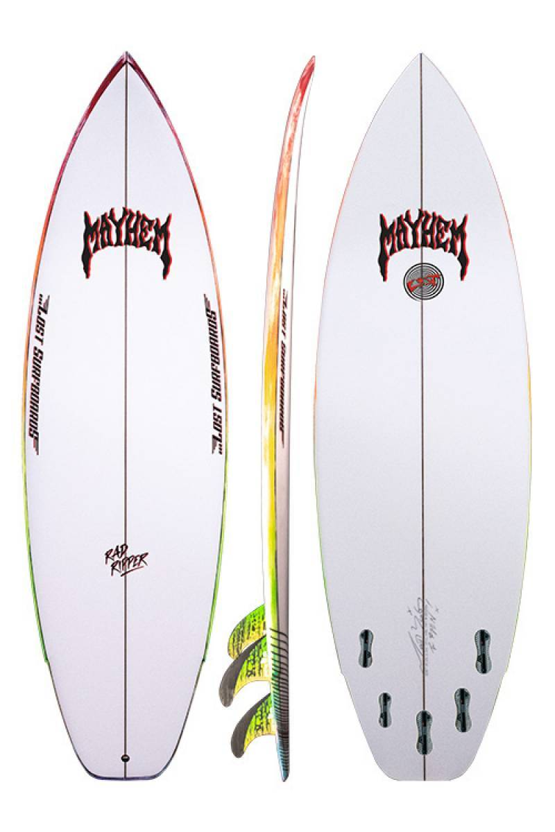 Rad Ripper | Lost Surfboards