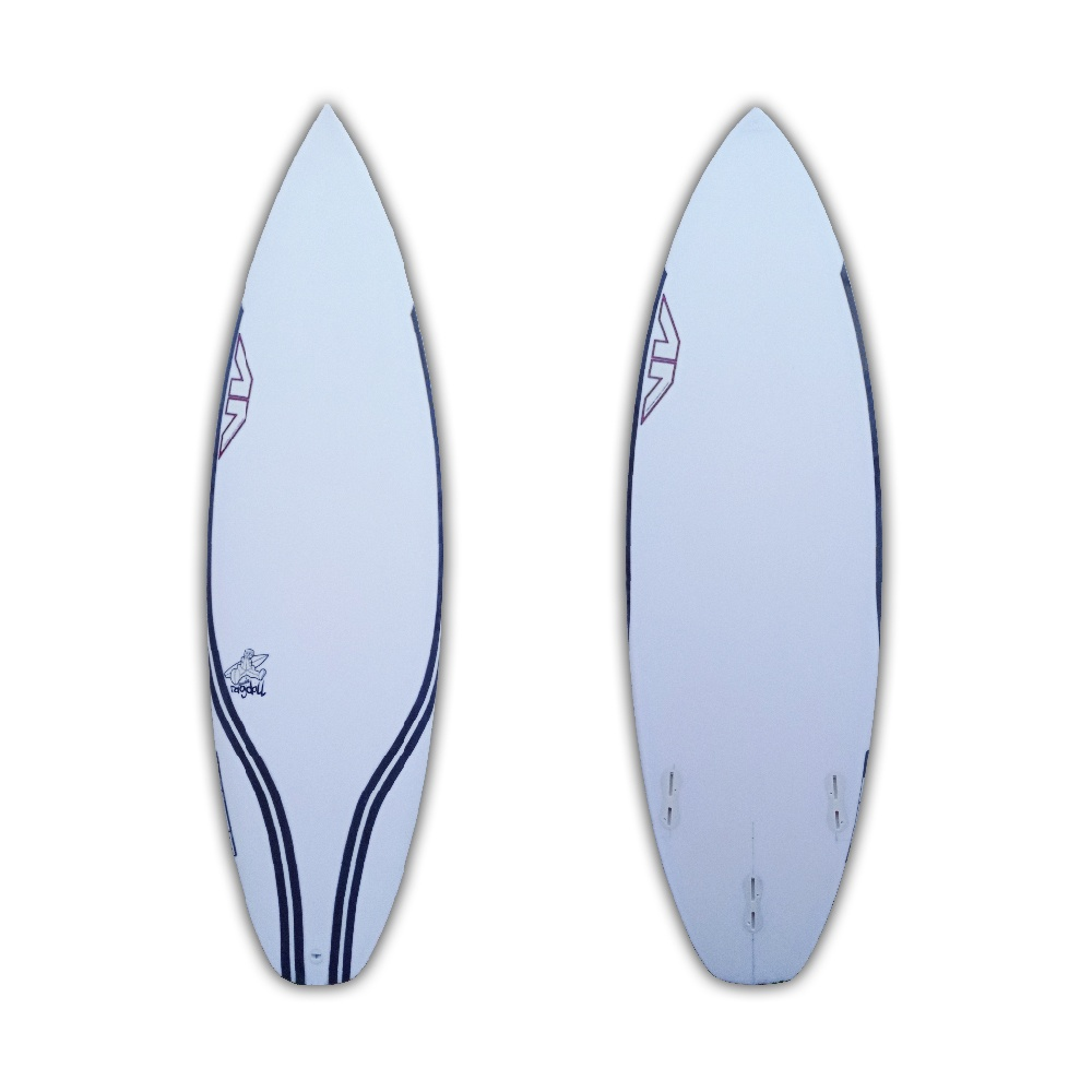Ragdoll Carbon System| Adriano Nunes Surfboards