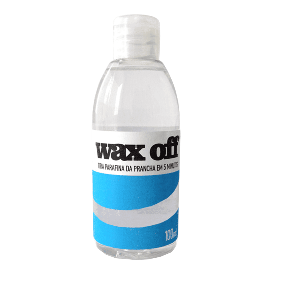 REMOVEDOR DE PARAFINA WAX OFF 100ml