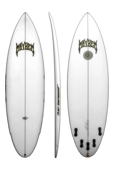 Retro Ripper | Lost Surfboards