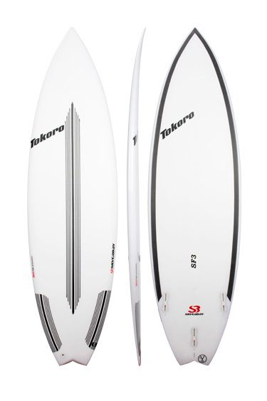 SF3 | Tokoro Surfboards