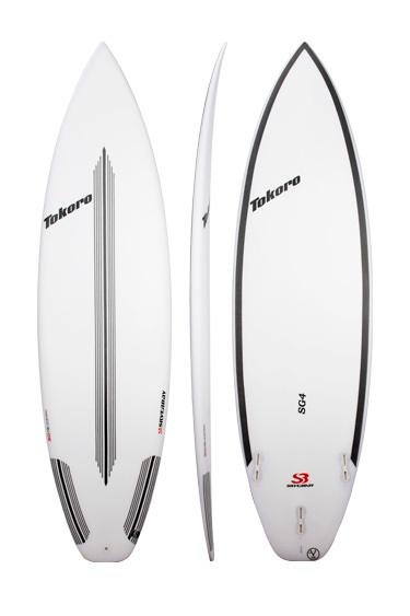 SG4 | Tokoro Surfboards