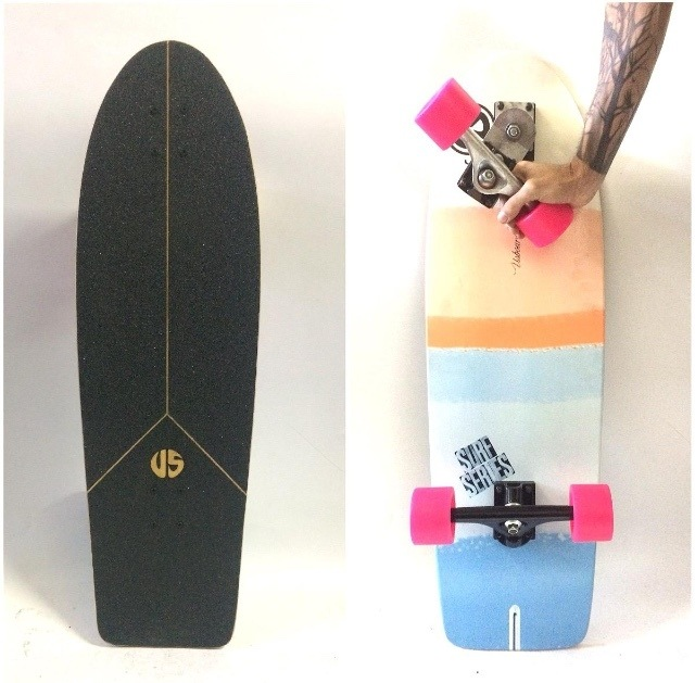 Skate Simulador de Surf G3 S3 | US Boards