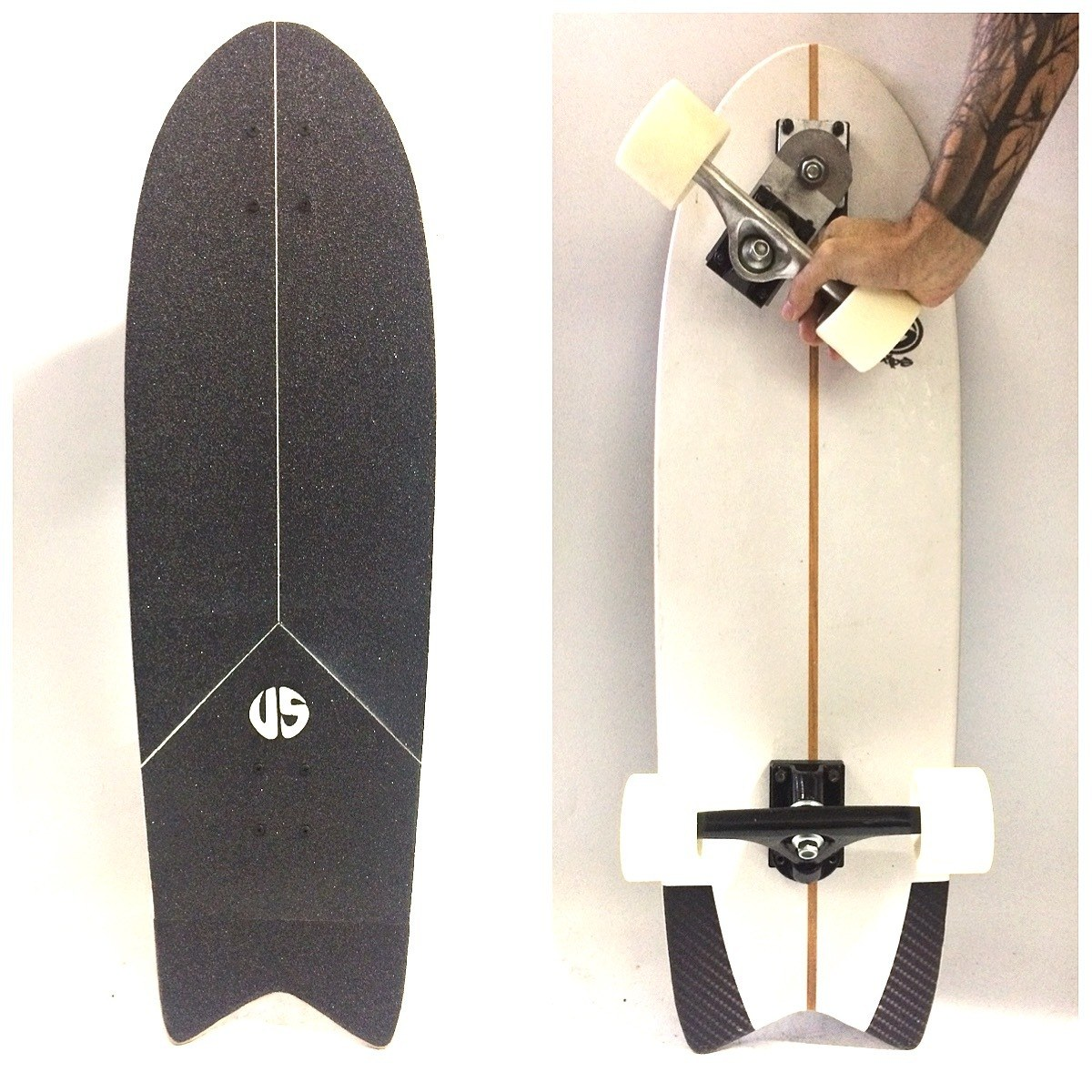 Skate Simulador de Surf G3 | US Boards