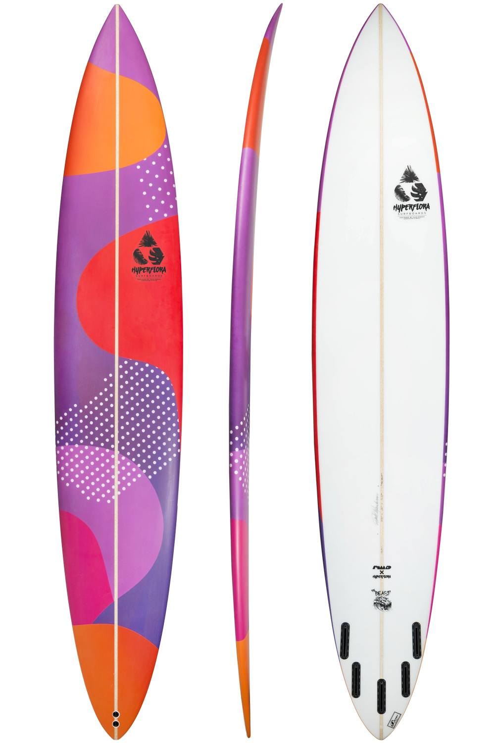 The Beast | Hyperflora Surfboards