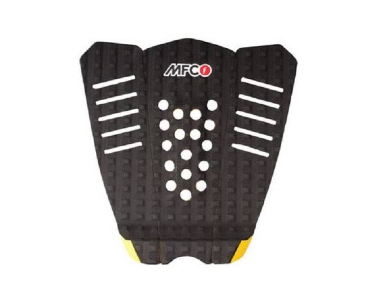 TRACTION PAD WIDE| KAI TRACTION BLACK YELLOW