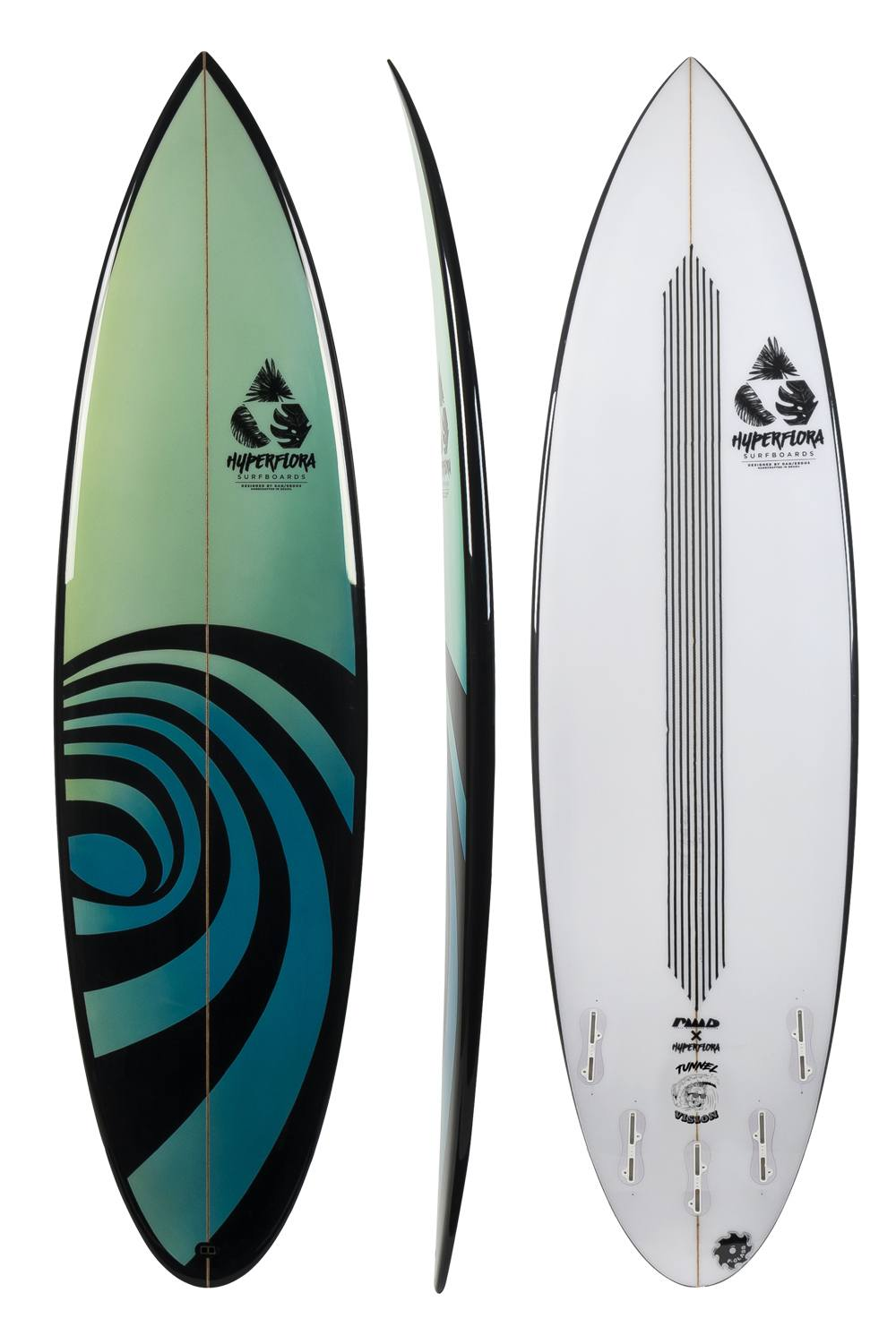 Tunnel Vision | Hyperflora Surfboards