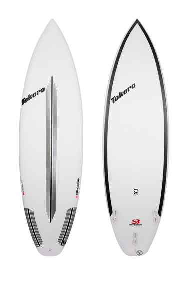 "X1 5'8"" x 18,75 x 2,31 - 25,50L 