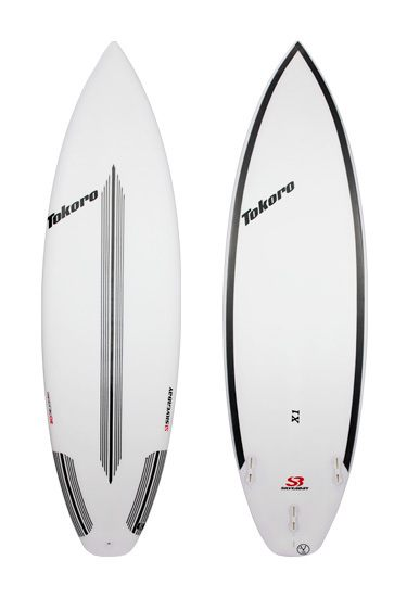 "X1 5'9"" x 18,75 x 2,38 - 26,50L 