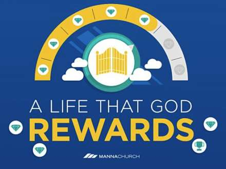 Join Us For A Life That God Rewards