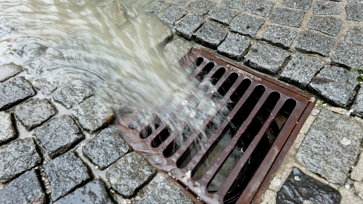 Storm Water: Combined Sewer Overflow, Sediment, and Sediment Deposition Zones