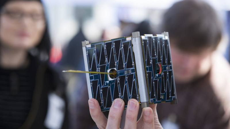 Nanosatellites Take Off