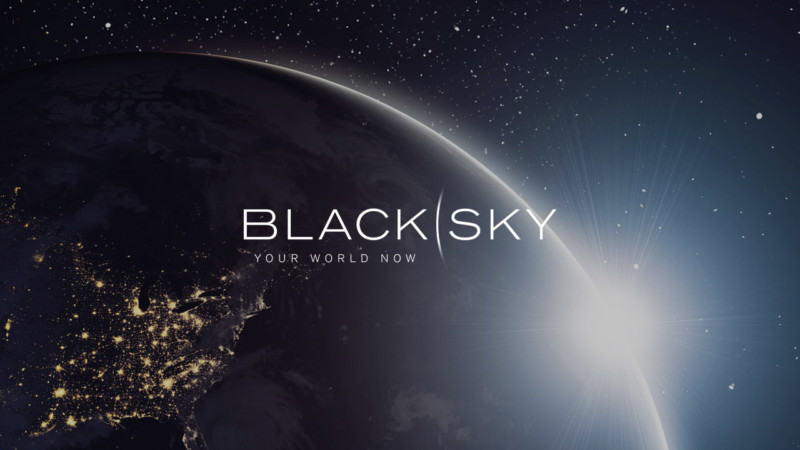 Democratizing Access to Satellite Data with BlackSky Global