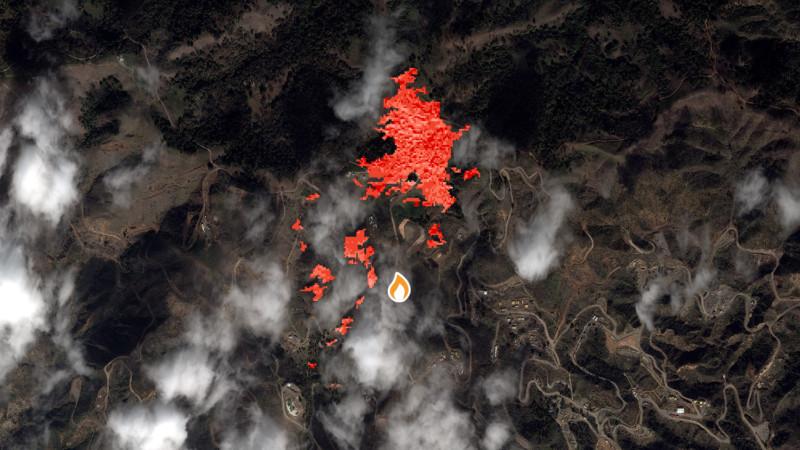 Infographic: Detecting Methane Leaks Using Satellite Imagery and Satelytics