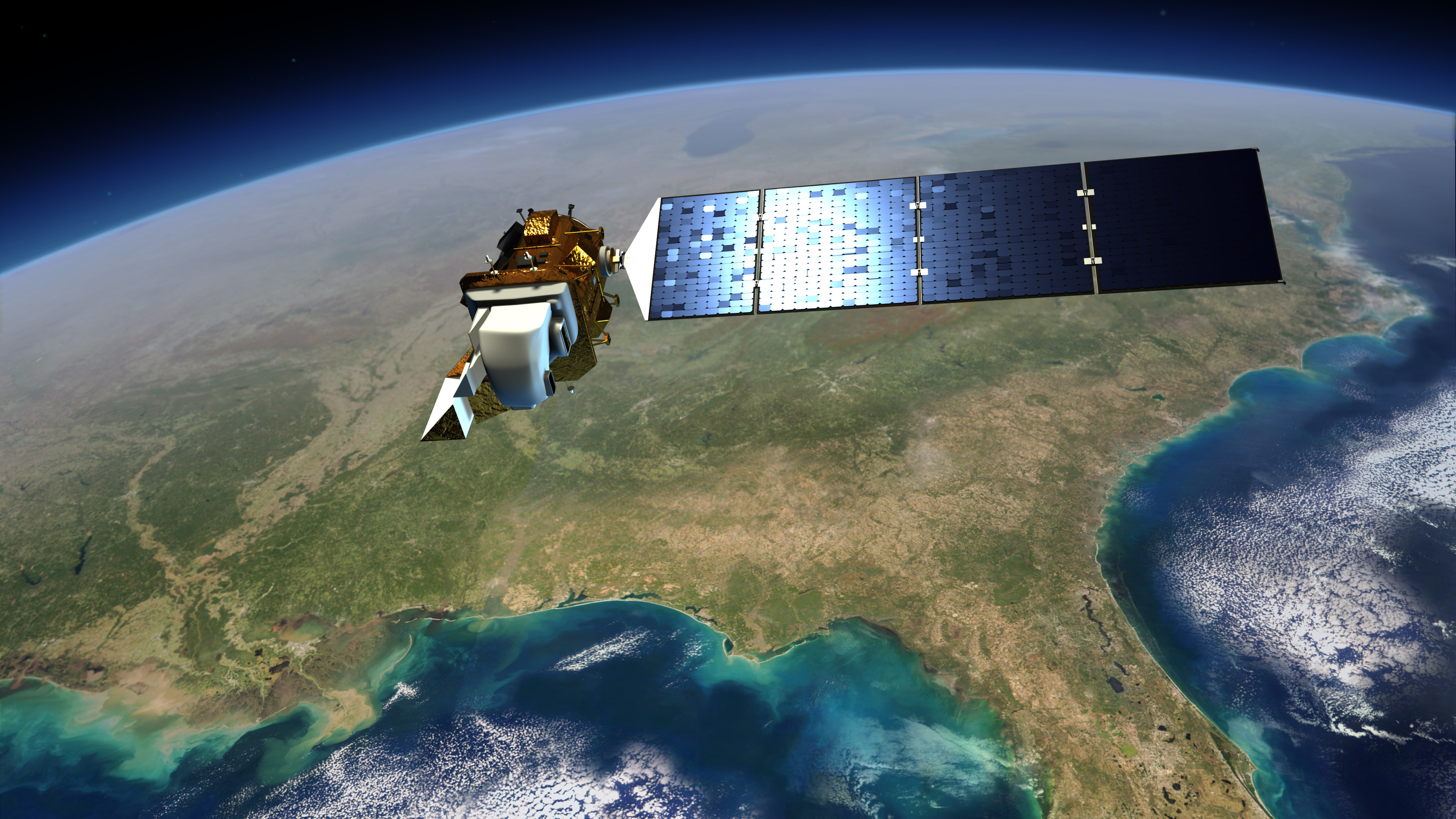 Landsat 8 is one of the few satellites in orbit with a sensor for monitoring water surface temperature.