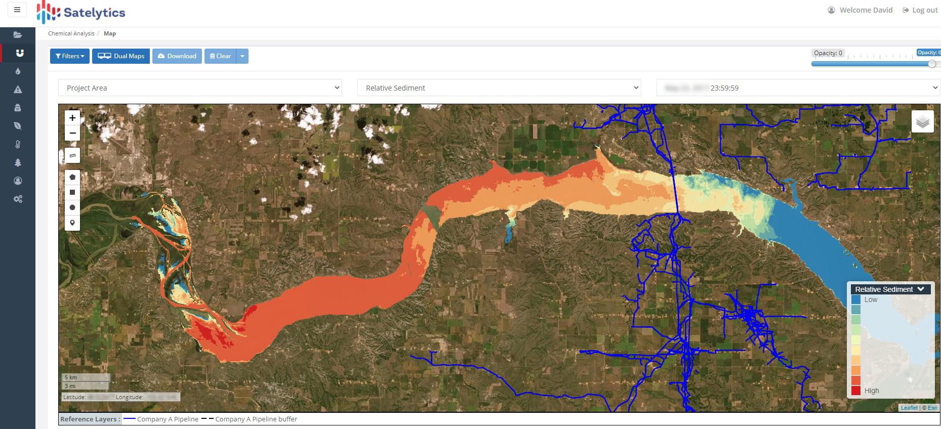 Thousands of pipeline water crossings exist in the U.S.