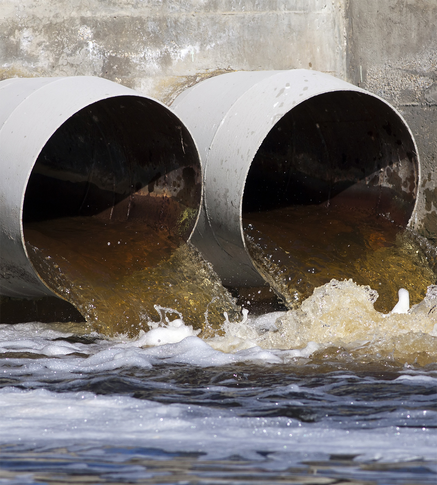 By EPA estimates,combined sewer overflows occur between 23,000 and 75,000 times every year.