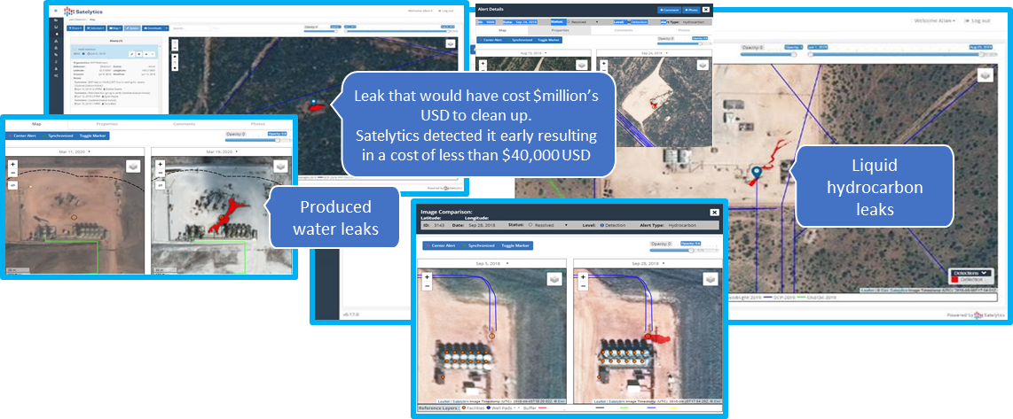 Need another information source for leak detection?