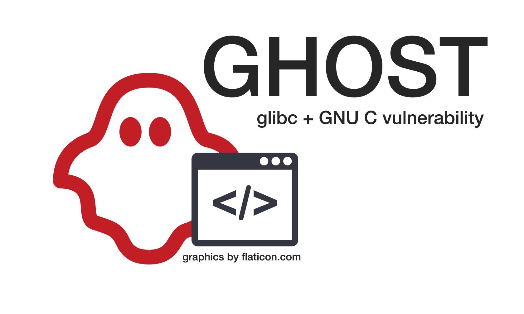 GHOST server vulnerability