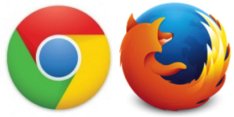 browser security - Chrome and Firefox