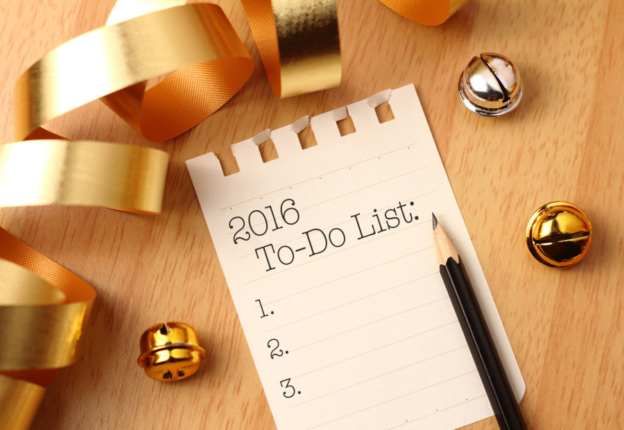 cybersecurity to do list 2016
