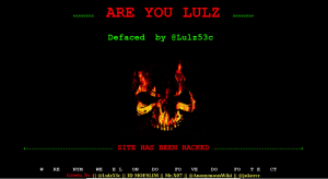 Are You Lulz