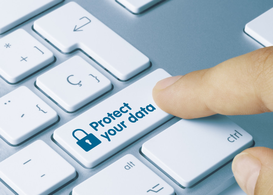 protect your data keyboard