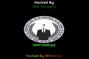 Hacked By Whiterose
