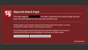 hackedsite