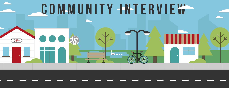 WordPress Community Interview