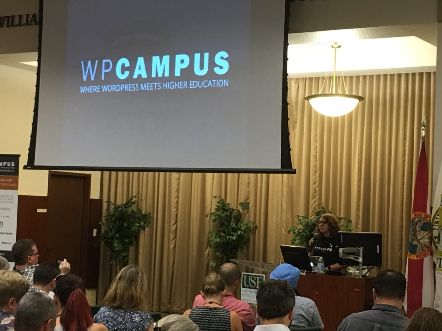 Rachel Cherry Introduces WPCampus