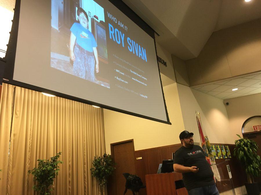 Roy Sivan WPCampus Presentation