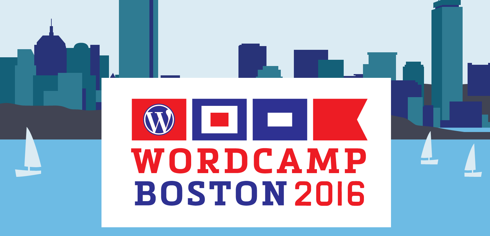 WordCamp Boston 2016