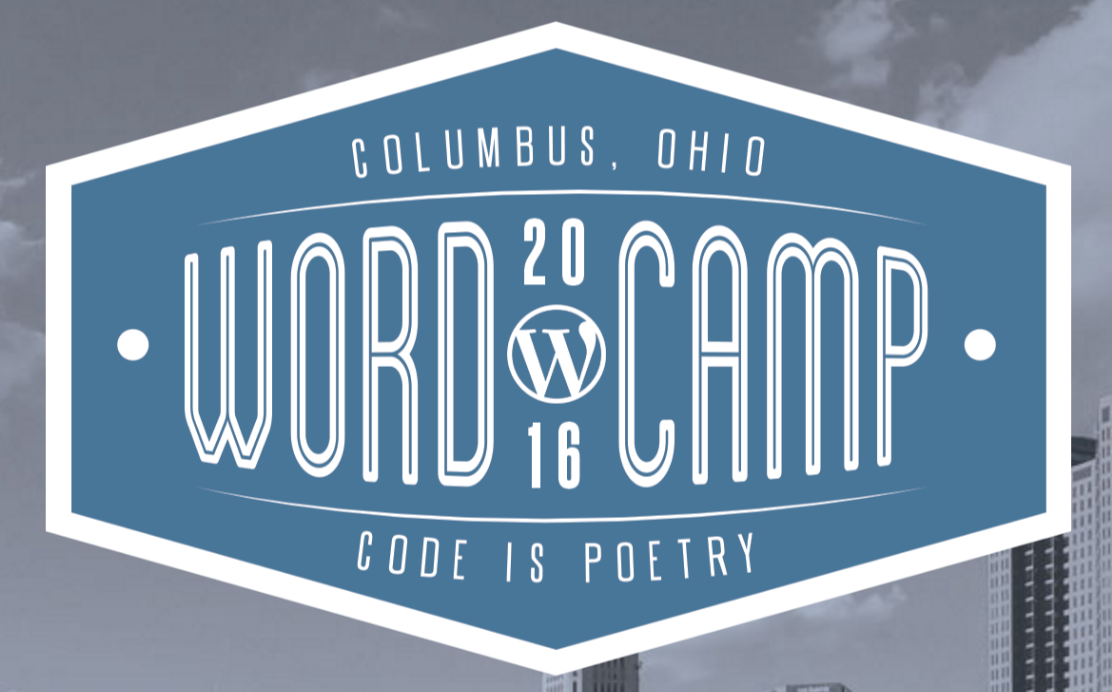 WordCamp Columbus 2016 Recap